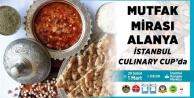 Alanya Belediyesi Uluslararası İstanbul Culinary Cup#039;a katılacak