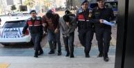 Alanya#039;da 10 ton muz çalan 3 kişi yakalandı!