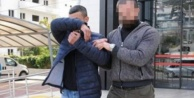 Alanya#039;da cezaevi firarisi yakalandı