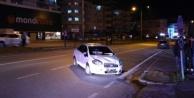 Alanya#039;da kaza yapan sürücü aracını bırakıp kaçtı
