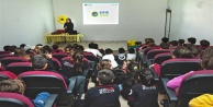Alanya'da öğrencilere sıfır atık eğitimi