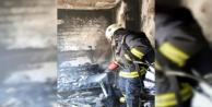Alanya#039;da yangın! Ev küle döndü