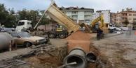 Alanya Sanayi Sitesinin yağmur suyu sorunu çözülüyor