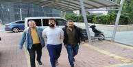 Alanyada suç makinesi cezaevi firarisi yakalandı