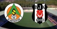 Alanyaspor Beşiktaş maçı 11#039;leri belli oldu