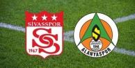 Alanyaspor bu akşam Sivas#039;a konuk oluyor