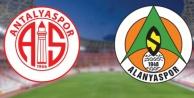 Alanyaspor ve Antalyaspor#039;dan TFF#039;ye ortak itiraz