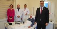 ALKÜ EAH#039;nde bu ameliyat ilk kez yapıldı