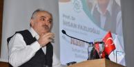 ALKÜ İhsan Fazlıoğlu#039;nu ağırladı