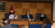 ALTSO Meclisi#039;nin konuğu AHEP Rektörü Öner oldu