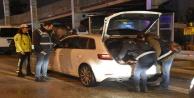 Antalya#039;da 93 araca 74 bin 946 TL para cezası
