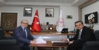 CK Enerji Akdeniz Elektrikten 4 hastaneye akülü şarj istasyonu