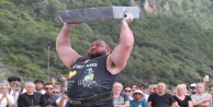 Dünyanın en güçlü adamları Alanya#039;ya geliyor