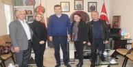 Keyaoğlu#039;ndan MHP ve CHPye dernek ziyareti