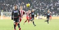 Sivas#039;da penaltı golüyle yenildik