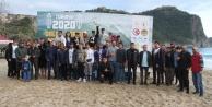 Türkiye Dalga Sörfü Şampiyonası Alanya#039;da yapıldı