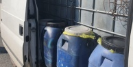 3 bin 800 litre kaçak akaryakıt ele geçirildi
