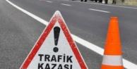 Alanya#039;da kaza; 1 yaralı var