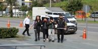 Alanya'da lüks villayı uyuşturucu serasına çeviren İranlı 2 şüpheli adliyede