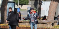 Vatandaş park yasağına rağmen polisi bıktırdı