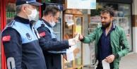 Alanya Belediyesi ücretsiz maske dağıtımına başladı