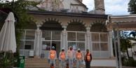 Alanya#039;da büyükşehirden korona önlemi