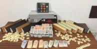 Alanya#039;da kumar baskını: 7 gözaltı var