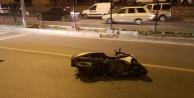 Alanya#039;da motosikletler çarpıştı: 2 yaralı var