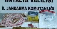 Alanya#039;da sit alanında kaçak kazıya suçüstü