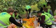 Alanya#039;da ülkücü gençlerden anlamlı etkinlik