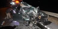 Alanya yolunda alkollü sürücü dehşeti: 3 yaralı var