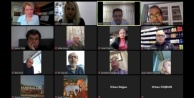 Alanyalı iş insanlarına yeni dünya düzeni online anlatıldı