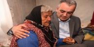 Alzheimer hastası 83 yaşındaki Elif nineye ev sürprizi