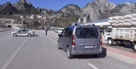 Konyalılar ve Karamanlılar sakın denemeyin! Çayarası yolu kapalı
