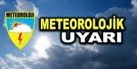 Meteoroloji#039;den Alanya ve Gazipaşa için önemli uyarı