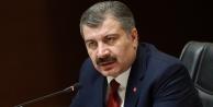 Sağlık Bakanı Fahrettin Koca#039;dan önemli açıklamalar