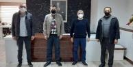 Türkdoğan#039;dan Alanya polisine ziyaret
