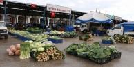 Ürün bolluğu yaşanan Antalya halinden Türkiye#039;ye sebze meyve sevkıyatı tam gaz devam ediyor