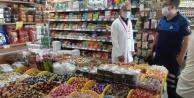 Alanya Belediyesi#039;nden marketlere bayram denetimi