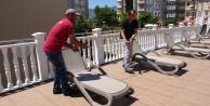 Alanya#039;da kapalı olan oteller 2020 sezonuna hazır