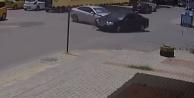 Alanya#039;daki kaza kameraya böyle yansıdı