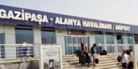 Alanya Gazipaşa Havalimanı#039;na ilk uçuş tarihi belli oldu