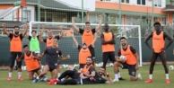 Alanyaspor, Başakşehir maçına hazırlanıyor