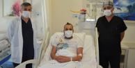 Baş ağrısı şikayeti ile ALKÜ#039;ye başvurmuştu! Bakın ne çıktı