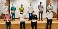 Lakadamyalı#039;dan sağlık çalışanlarına teşekkür