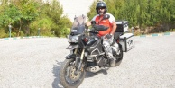 Motosiklet tutkunları kan verecek