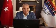 Şahin büyükelçiye Alanya#039;yı anlattı