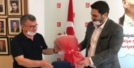 Alanya CHP#039;den Gelecek Partisi#039;ne destek