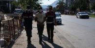 Alanya#039;da çanta hırsızı yakalandı