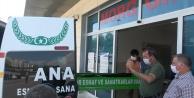 Alanya#039;da öldürülen gencin cenazesi Anamur#039;a gönderildi